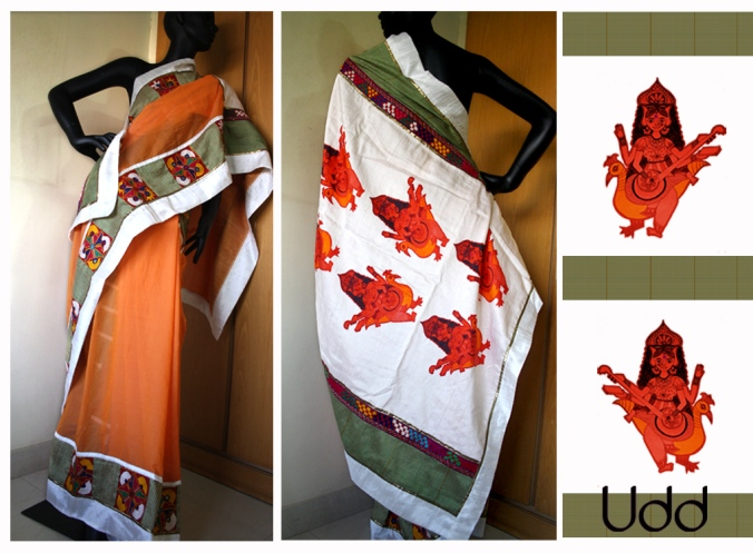 one of a kind saree- price on request- SOLD