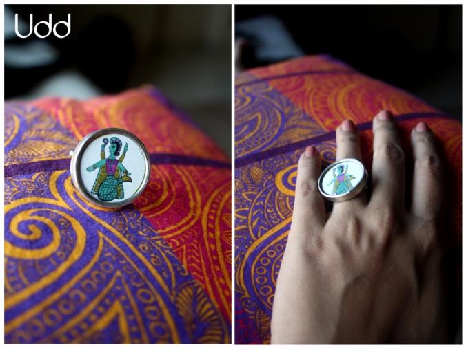 Matsya Ring