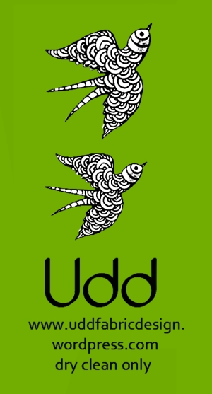 udd logo for woven label